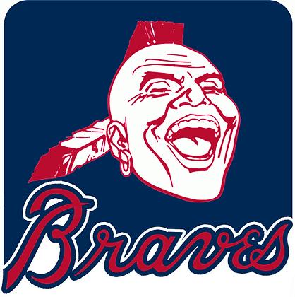 Atlanta Braves 1987-1989