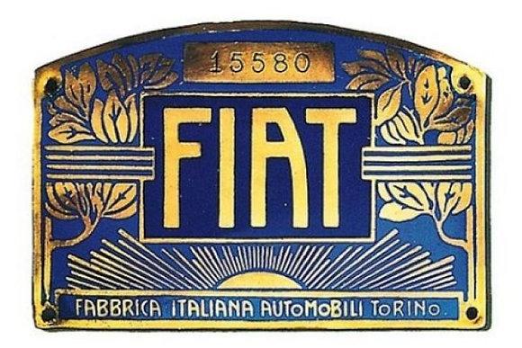 Fiat 1901