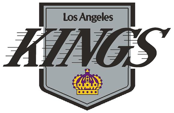 Los Angeles Kings 1987