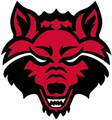 Arkansas Red Wolves 2008-Present