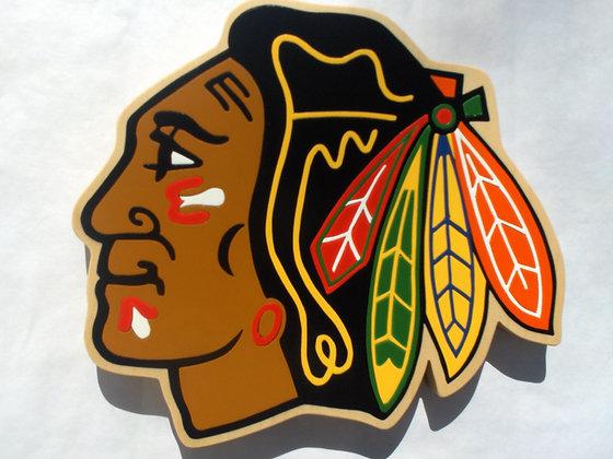 Chicago Black Hawks 1999-Present