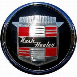 Nash Healey 1950