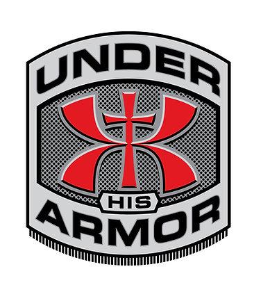 Under His Armor