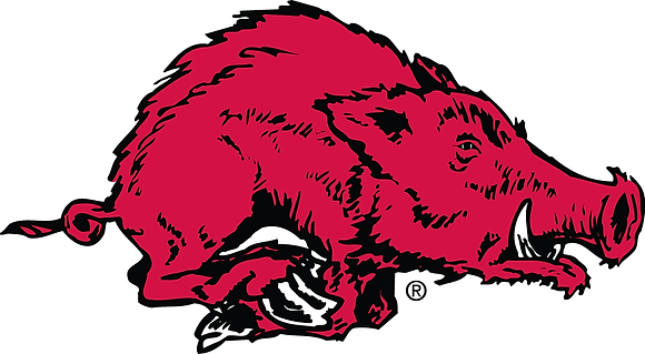 Arkansas Razorbacks 1955-1963