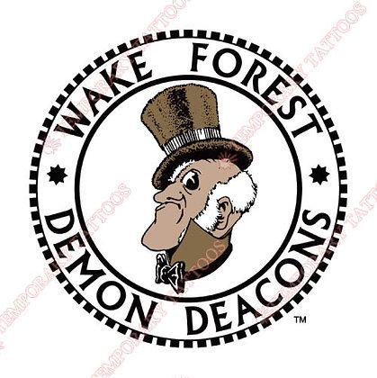 Wake Forest Demon Deacons 1968-1992