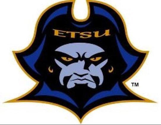 ETSU Buccaneers 2007-2013