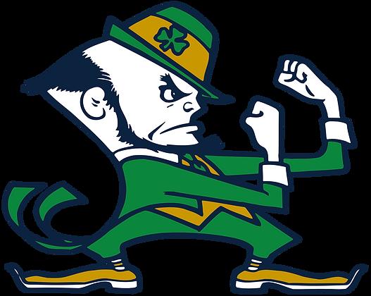Notre Dame Fighting Irish Leprechaun