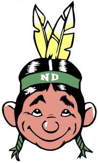 North Dakota Fighting Hawks 1959-1972