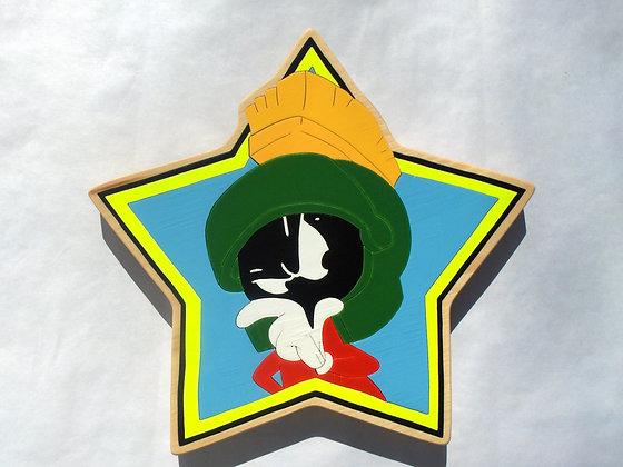 Marvin Cartoon Star