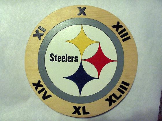 Pittsburgh Steelers Super Bowl Wins