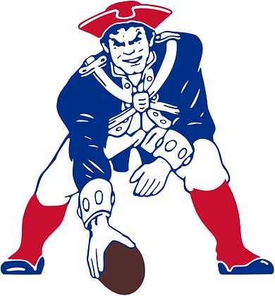 New England (Boston) Patriots 1989-1992