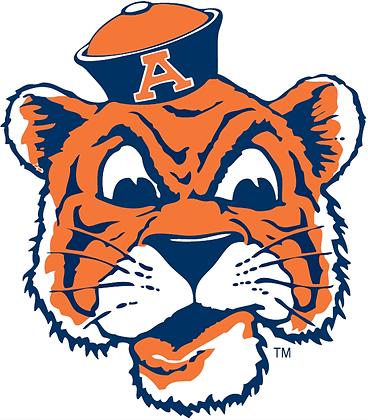 Auburn Tigers 1957-1970