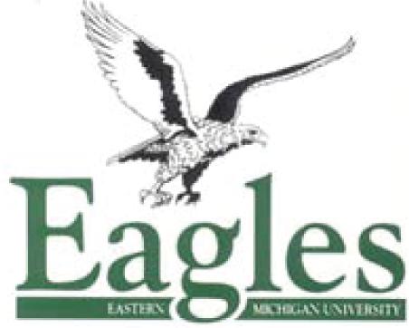 Eastern Michigan Eagles 1991-1994