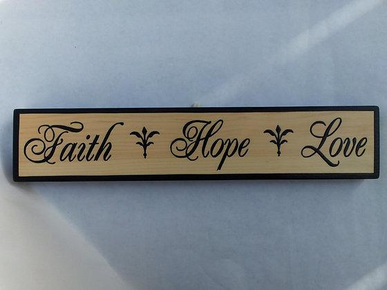 Faith, Hope and Love #2