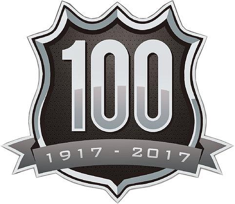 NHL Crest 100 Year