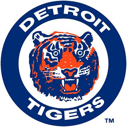 Detroit Tigers 1964-1993