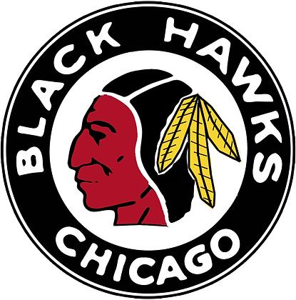 Chicago Black Hawks 1937-1940