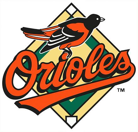 Baltimore Orioles 1995-1997