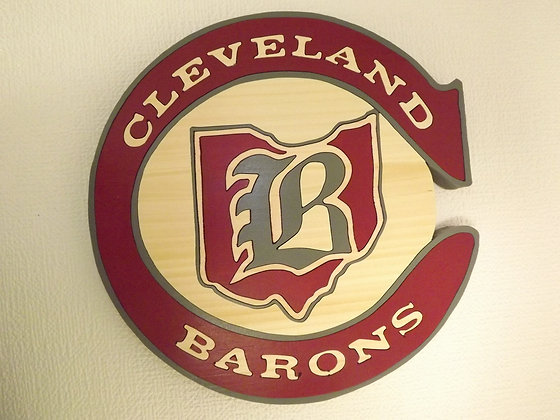 Cleveland Barons 1976-1978