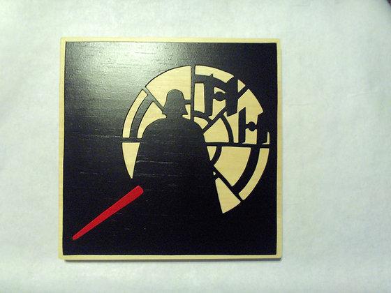 Darth Vader in Death Star