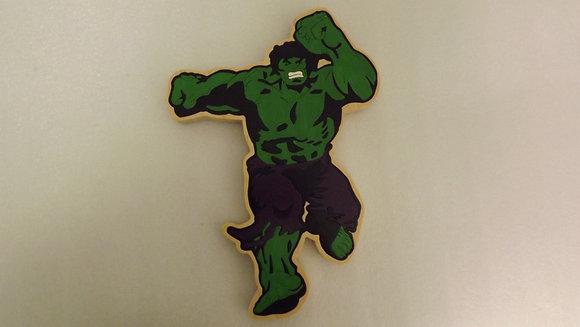 Incredible Hulk Figure