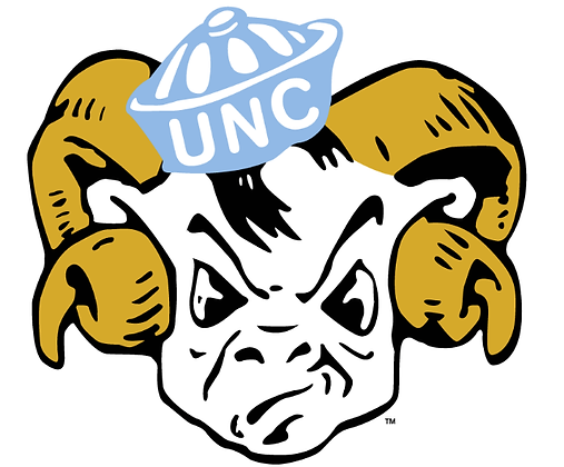 North Carolina Tar Heels 1954-1967