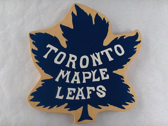 Toronto Maple Leafs 1927-1934 & 1937-1938