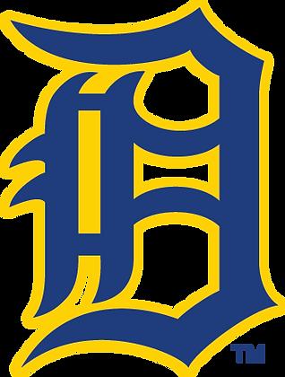 Delaware Blue Hens 1955-1966
