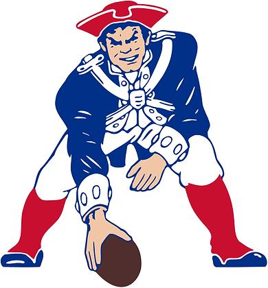 New England Patriots 1972-1988