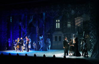 """""""The Addams Family"""" at the Arizona Broadway Theatre"""