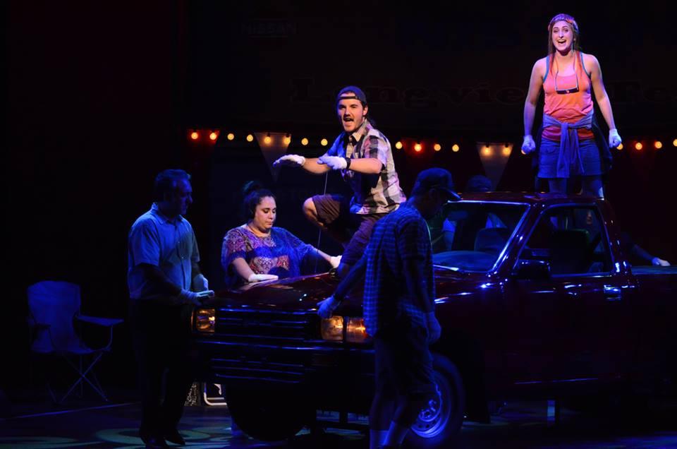 """Hands on a Hardbody"" at Arizona Broadway Theatre"