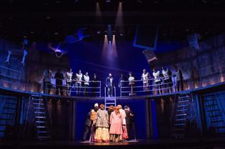 """Titanic: The Musical"" at Arizona Broadway Theatre"