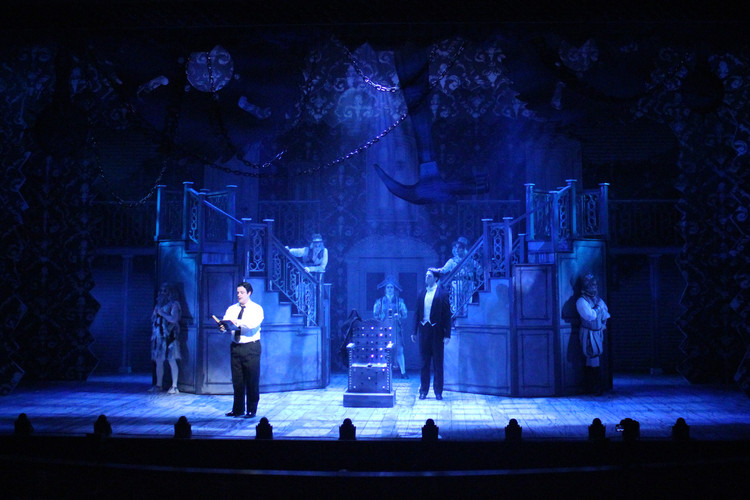 """The Addams Family"" at the Arizona Broadway Theatre"