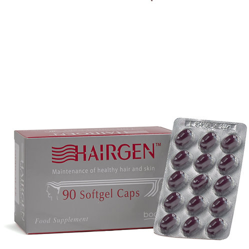HAIRGEN™ Soft gel caps