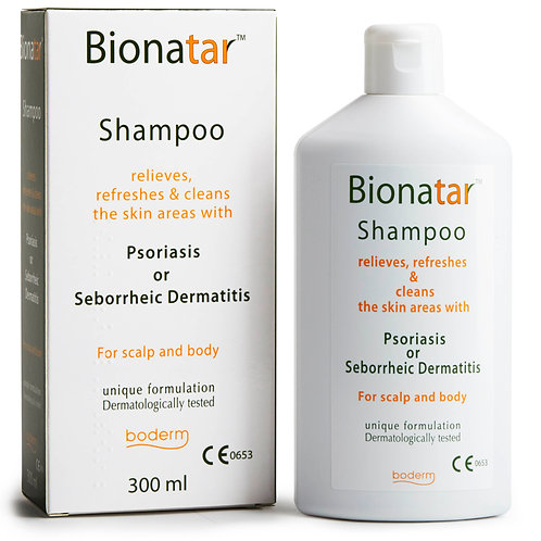 BIONATAR™ Shampoo 200ml & 300ml CE