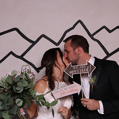 Big Fake Wedding Boulder