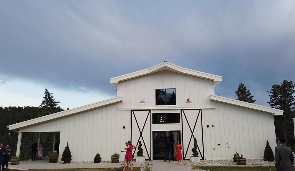barn, wedding venue, Morrison CO