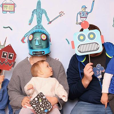 Ryder's Robot Birthday