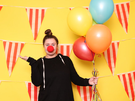 The Greatest Showman vs. Kid Friendly Circus Photo Booth