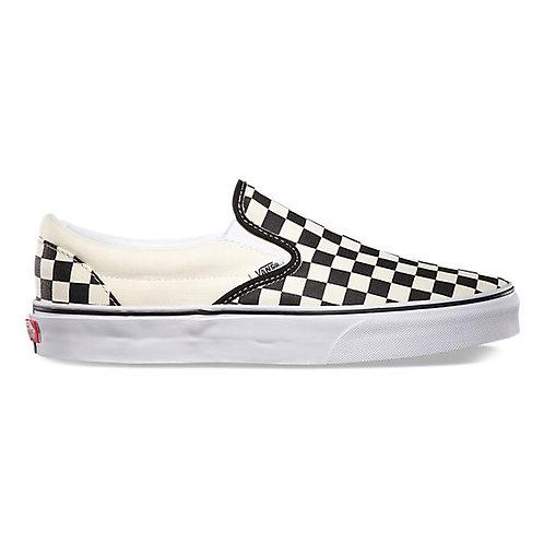 Vans Classic Slip Ons Checkerboard