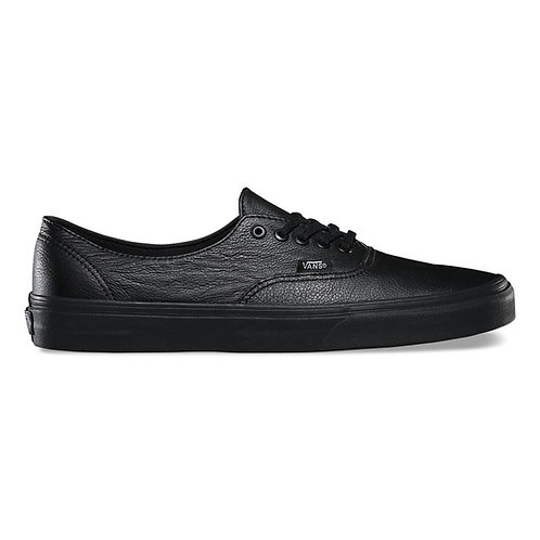 Vans Authentic Leather Black/Black