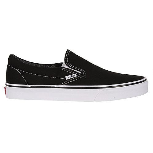 Vans Classic Slip On Black/white