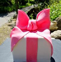 Geschenk pink