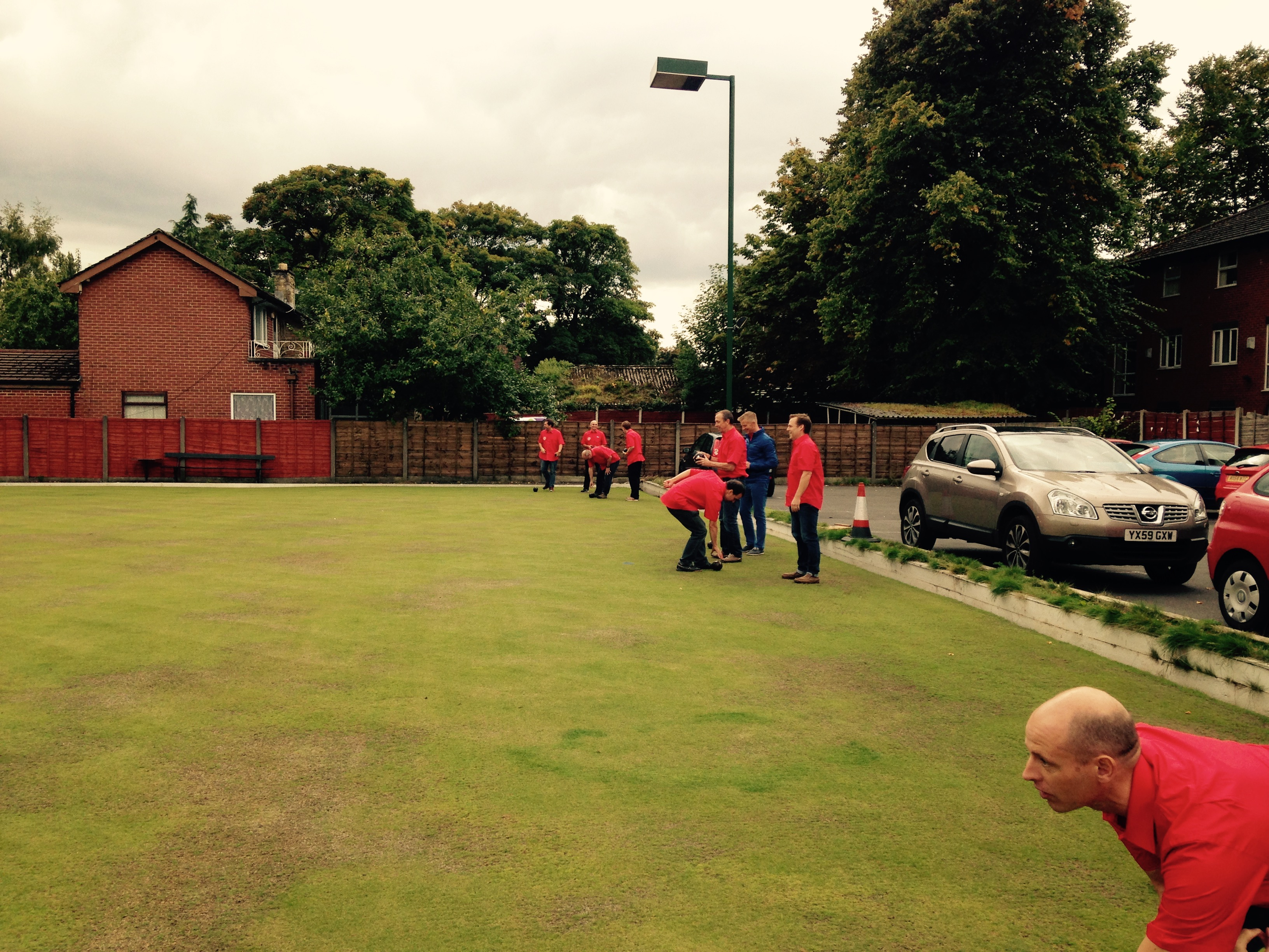 Lawn Bowling in Manchester