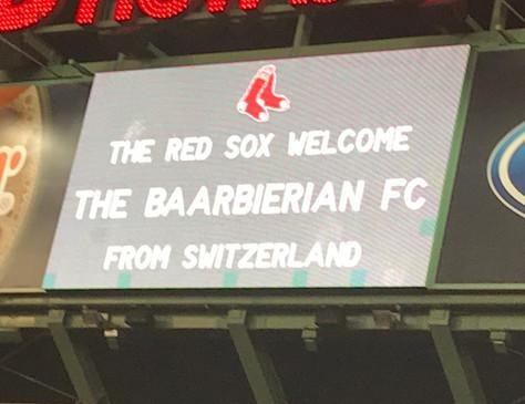 Baarbierians Invade Boston, USA