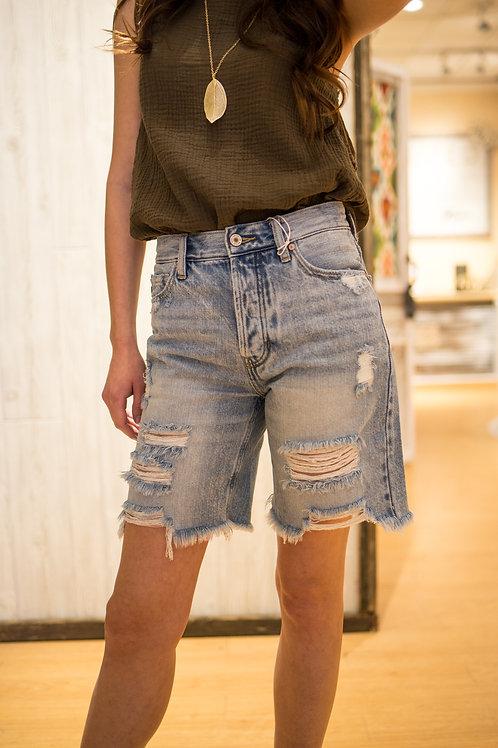 KanCan Vintage Style Shorts