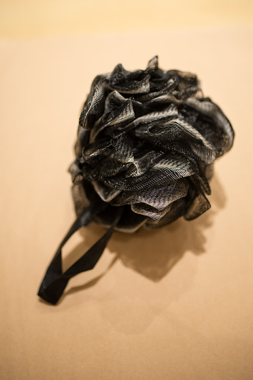 Charcoal Infused Loofah