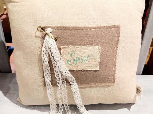 Brave Spirit pillow