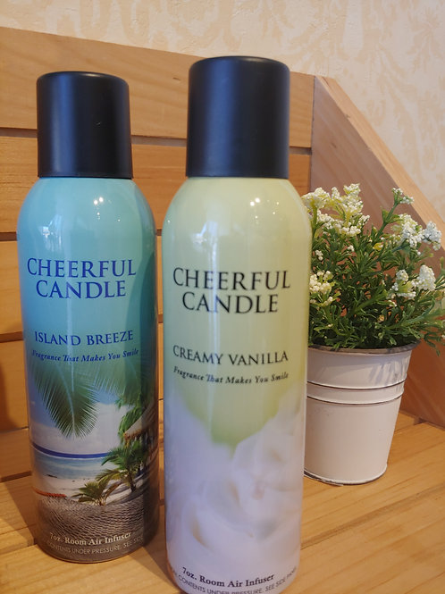 Cheerful Giver room Spray
