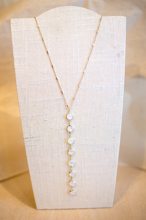 Glass String Necklace